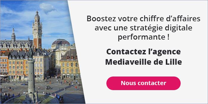 Contactez l'agence Mediaveille à Lille