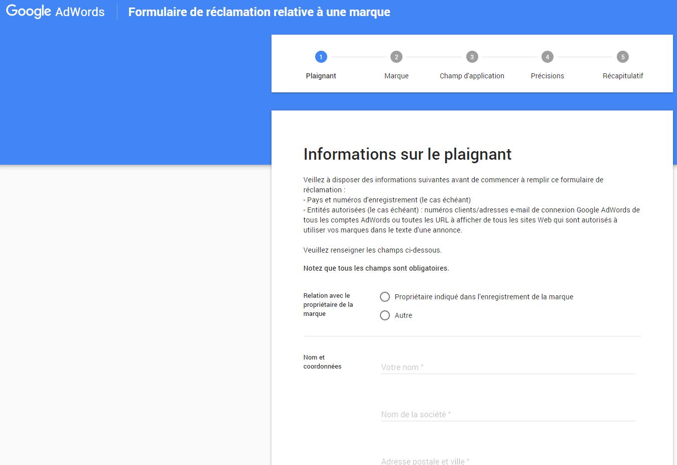 Comment protéger sa marque sur Google AdWords