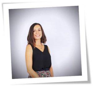 Florence, experte webmarketing de l'agence Mediaveille