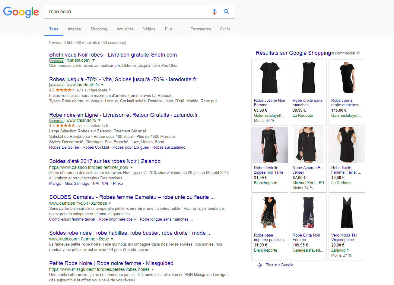 Comment être premier sur Google avec son site e-commerce ?