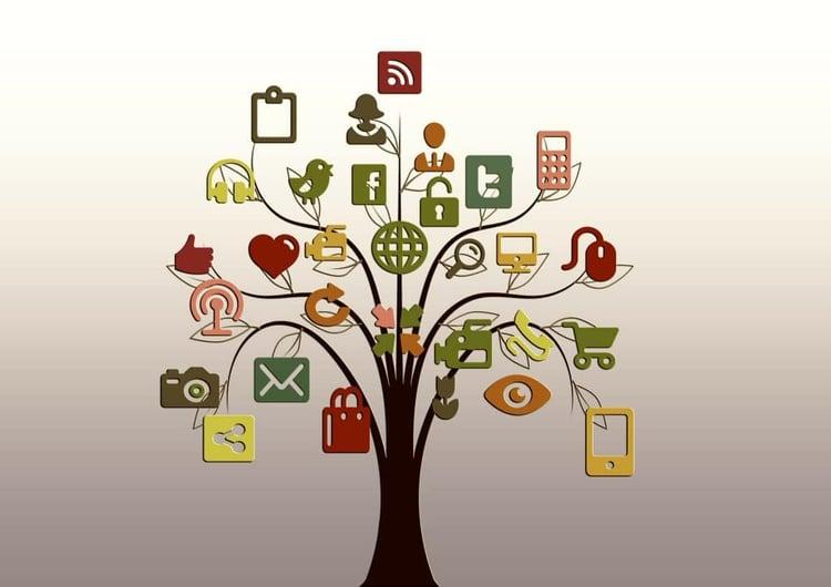 animation des réseaux sociaux en entreprise