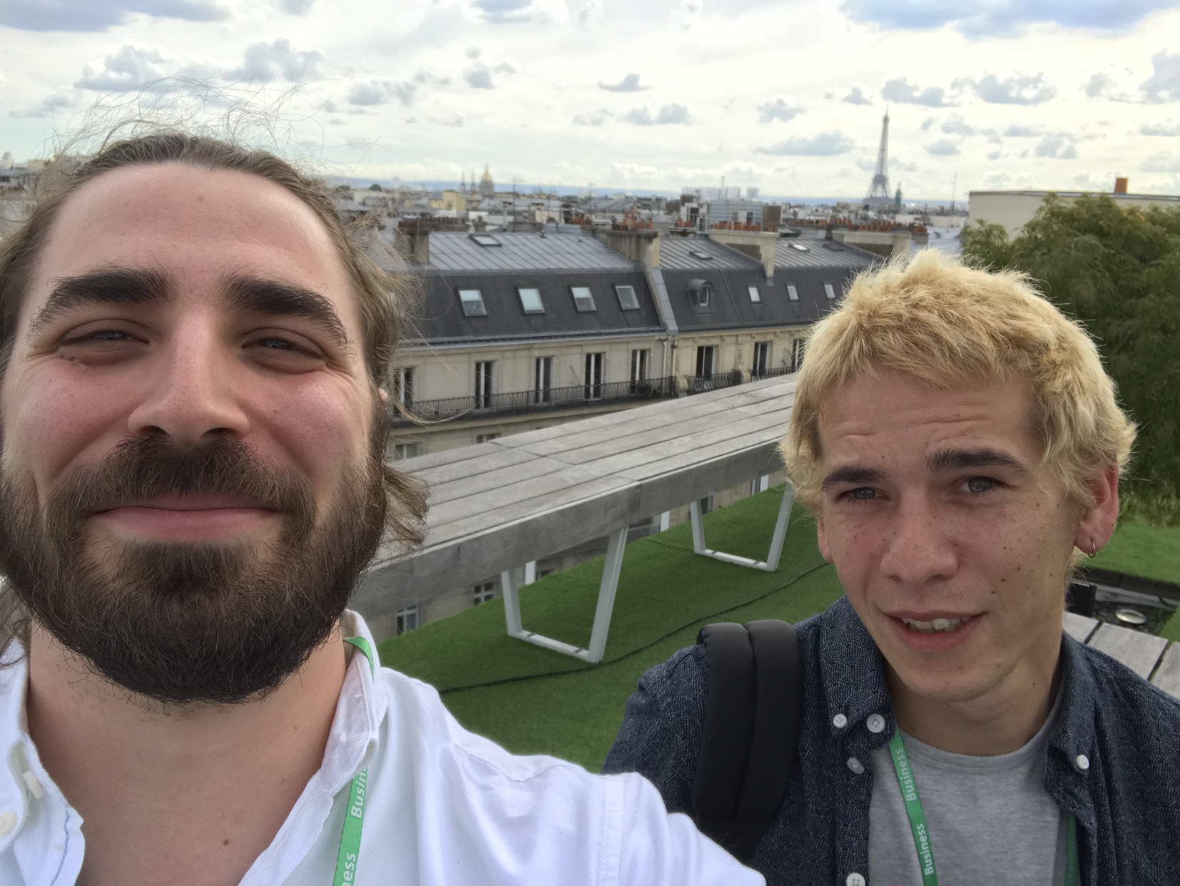 Jean-Patrick et Jean-Julien, experts de notre agence digitale de Rennes