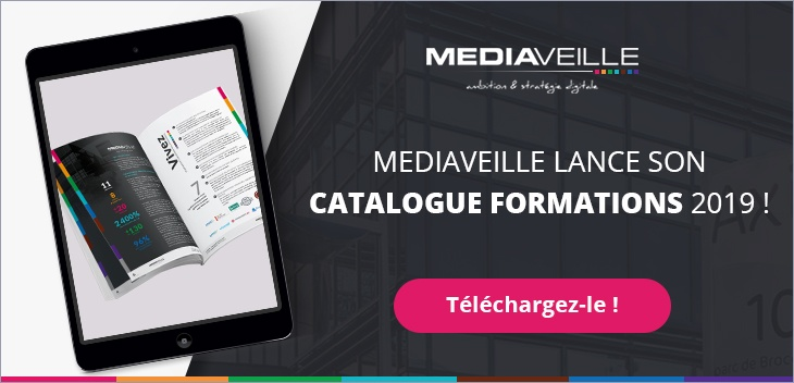Mediaveille lance son catalogue formations 2019
