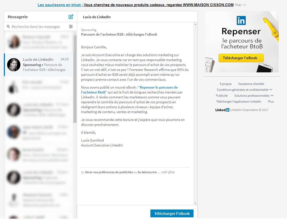 LinkedIn-Sponsored-InMail