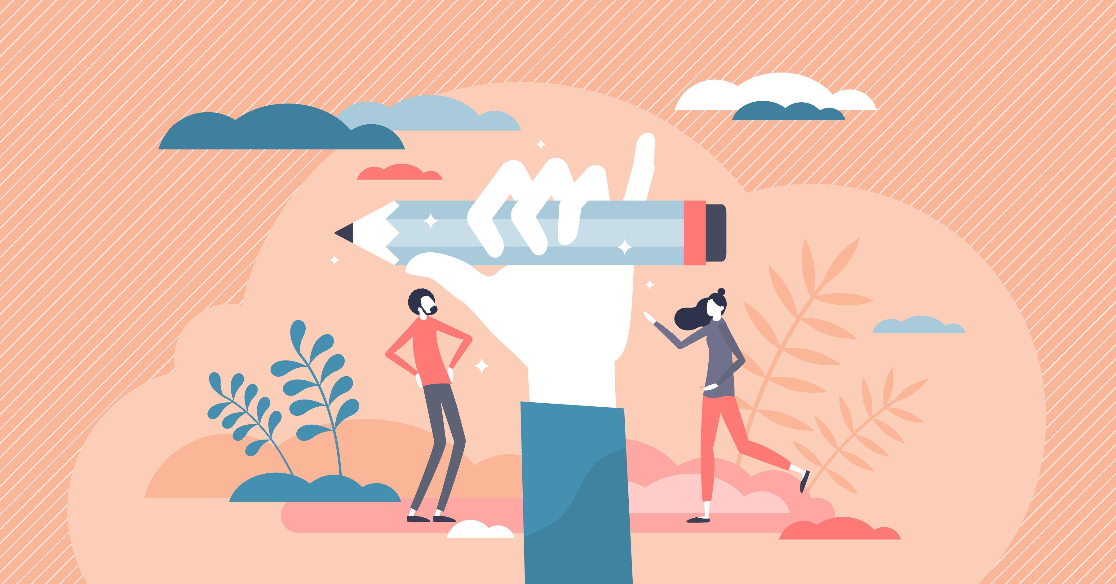 Focus sur le contraste dans les interfaces web